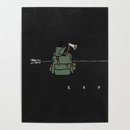 Explore - I Poster