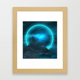 Naberius Framed Art Print