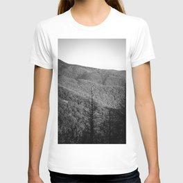 Sinlge standing  T-shirt