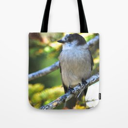 Gray is the new black! Tote Bag