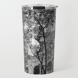 New York Library II Travel Mug