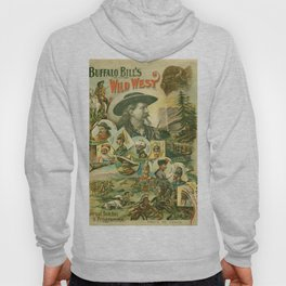 Buffalo Bill's Wild West (programme) Hoody