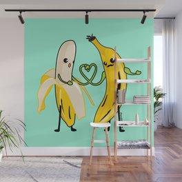 Love between men Wall Mural