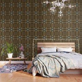 "Art Deco. ""Byzantium"" Wallpaper"