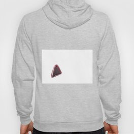 This pyramid shape of an cuberdons is a very tasty candy from Ghent Hoody