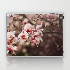 Magnolia Spring Blooms Laptop & iPad Skin