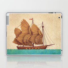 Winged Odyssey Laptop & iPad Skin