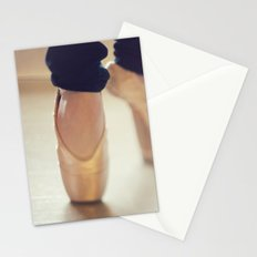 Ballet Shoes II Stationery Cards
