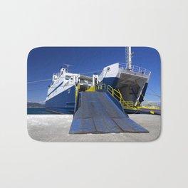 Ionian ferry Ramp Bath Mat