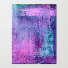 Purple Haze Background Canvas Print