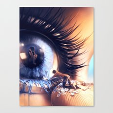 Show me love Canvas Print