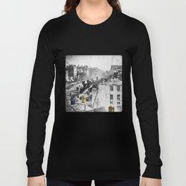 Daguerre In Time! Long Sleeve T-shirt