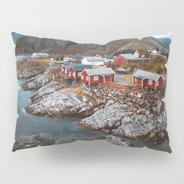 Hamnoy Village Pillow Sham