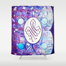 Holly (#TheAccessoriesSeries) Shower Curtain