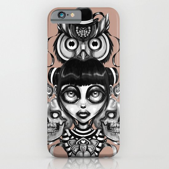 """Tattoeums II"" iPhone & iPod Case"