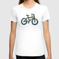 bike T-shirts featuring Bike by Jason Grube