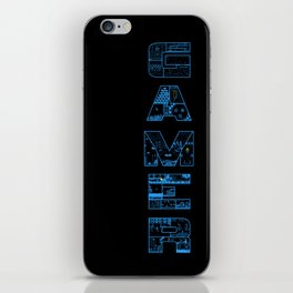 Gamer  iPhone Skin