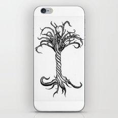 Pacata Cruciatu iPhone & iPod Skin