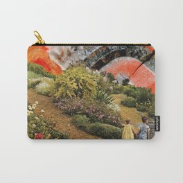 Peridot Paradise Carry-All Pouch