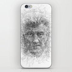 Davif Lynch iPhone & iPod Skin