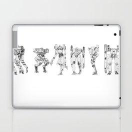 Mech Lineup Laptop & iPad Skin