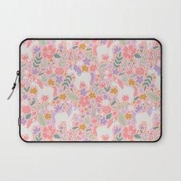 Unicorn Garden Laptop Sleeve