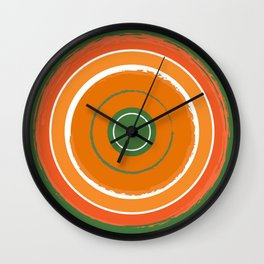 Circles Wall Clock