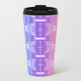 rainbow diamonds Travel Mug