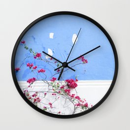 Nicaraguan Delight Wall Clock