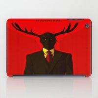 hannibal iPad Cases featuring Hannibal by Mastodon