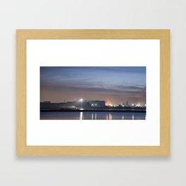 Factory#1  Framed Art Print