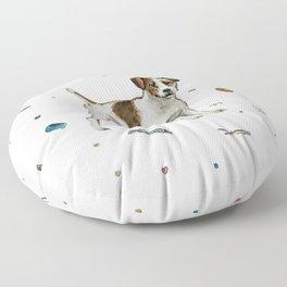 playful jack Floor Pillow