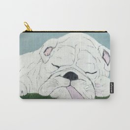 Bulldog Nap Carry-All Pouch