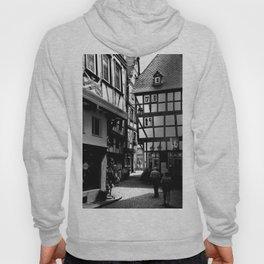 Medieval city Hoody
