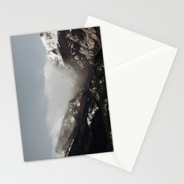 Snow Clouds Stationery Cards