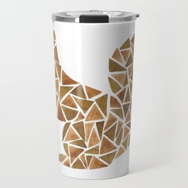 Geometric squirrel Travel Mug