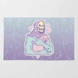 Skeletor's Cat Rug