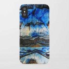Blue Note Fire iPhone Case