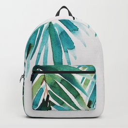 Under palm trees Backpack