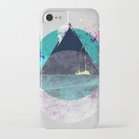 minimalism iPhone & iPod Cases featuring Minimalism 10 by Mareike Böhmer