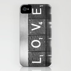 Love is a Beautiful Word - a fine art photograph Slim Case iPhone (4, 4s)