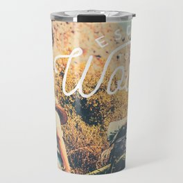 Let's Escape Travel Mug