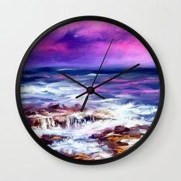 After storm Wall Clock