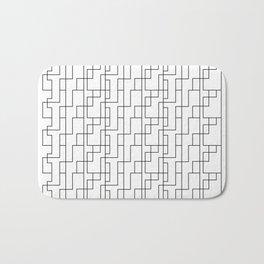 Maze Bath Mat