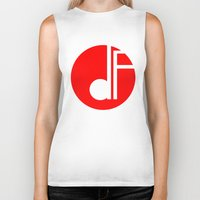 logo Biker Tanks featuring logo by davefallonphotography