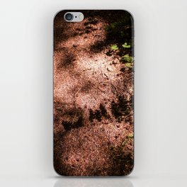 Forest Shadows 3 iPhone Skin