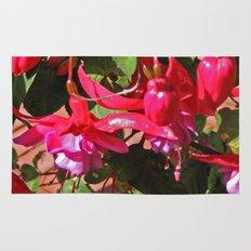 San Fran Flowers Rug