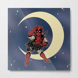 Sailor Wilson Metal Print