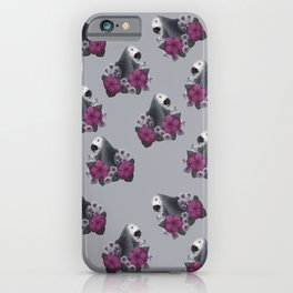 African Grey iPhone Case