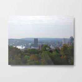 Views of Worcester Metal Print
